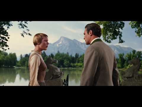 HD ll Row Boat scene Argument / Fight Scene -Maria and The Captain from The sound of music