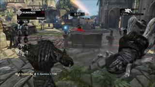 Gears Of War 3: Modo Bestia En Mercy – De Vuelta Al Gow 3! XD – Gameplay HD