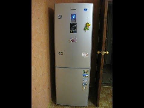 Ремонт холодильника No Frost Samsung RL34 ECMS.