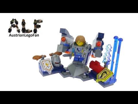Vidéo LEGO Nexo Knights 70333 : Robin l'Ultime chevalier