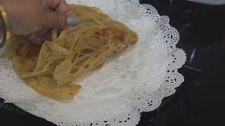 """"""" Lacha Paratha """" Bajias Cooking"""