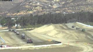 Lucas Oil Off Road Regionals  Lake Elsinore Shootout  10_12_13  UTV SR1