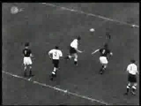 18 – Helmut Rahn, West Germany v Hungary, World Cup 1954 – 90 World Cup Minutes In 90 Days