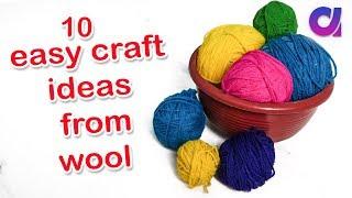 Descargar Mp3 De Easy Woolen Craft Ideas Gratis Buentema Org