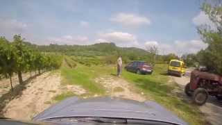 preview picture of video 'Driving Through Istra, Croatia'