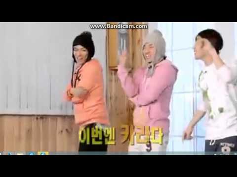 BigBang Having Fun [eng sub]