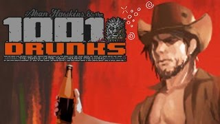 1001 DRUNKS - 1001 Spikes Gameplay