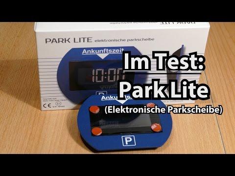 Test: Park Lite - elektronische Parkscheibe (Caulius probiert es aus 4K)