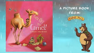 Get off That Camel – Children's Picture Books | Best Kids' Picture Books | Karadi Tales