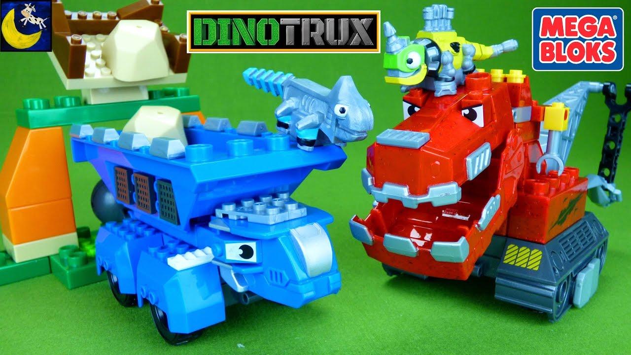 NEW Dinotrux Mega Bloks Toys Mega Construx Ton Ton Target