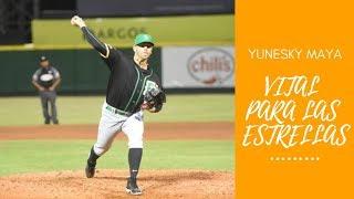 ¿Que Cuba no tiene pitchers? Piensa en Yunesky Maya