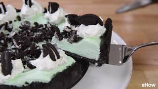 No-Bake Grasshopper Cheesecake Recipe