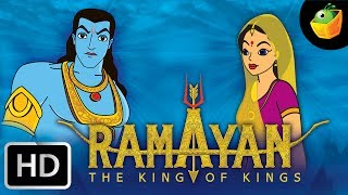 Ramayan Full Movie In English (HD) - Great Epics of India | BedTime Animated Story for Kids