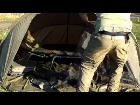 Cyprinus XLR8 Super Lighweight Bivvy Review Video