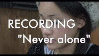 """YOUNG DAIS """"Never alone feat. AISHA"""" Making (Official)"""