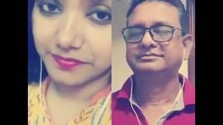 Tujhe Pyar Se Dekhne Wala Cover By Sulagna Nanda And Saeed