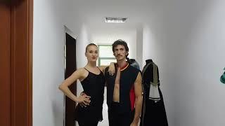 """Solistët Ledia Sulaj dhe Ervis Nallbani ju ftojnë në """"Grand Gala De La Zarzuela""""."""