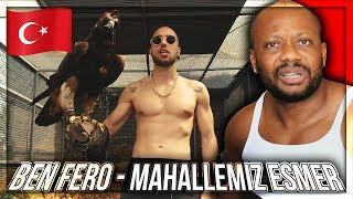 Ben Fero - Mahallemiz Esmer (Official Video) TURKISH RAP/TRAP MUSIC REACTION!!!