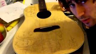 Guitar Artwork: Part Two (Finish)