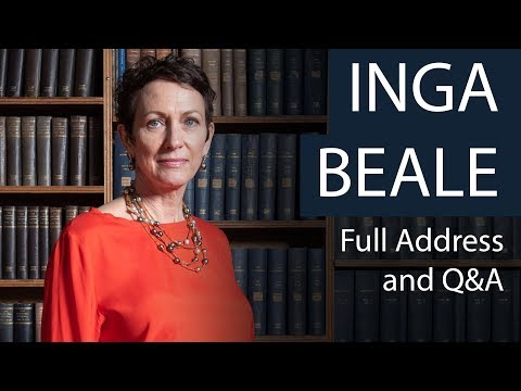 Dame Inga Beale | Oxford Union