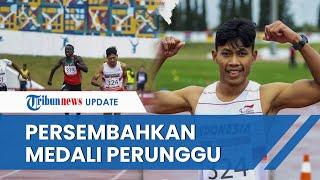 Saptoyogo Persembahkan Medali Perunggu di Paralimpiade 2020, Sempat Catatkan Rekor