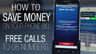 Call 0845/0870 for free & save £100s on your phone bill - WeQ4U app review