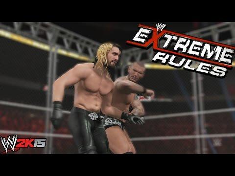 Gameplay de WWE 2K15