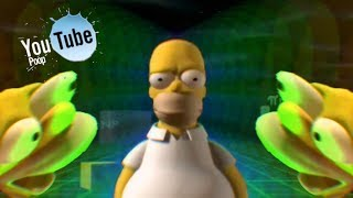 YTP   Homer Goes Three Dimensional (Collab Entry)