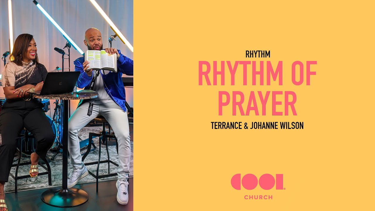 RHYTHM OF PRAYER Image