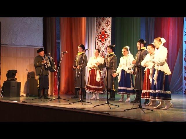 Казачий фестиваль впервые состоялся в Ангарске