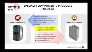 Flexible Low-Power TV Transmission Systems