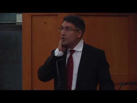 Prof Neal Katyal -  16 Nov 2016 -  Technology:   Transparency vs Privacy