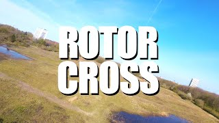 "FPV-DIRK: ROTORCROSS - CROSS-COUNTRY RACING & FREESTYLE WITH 4"" QUAD (FUNNY,, EPIC, CINEMATIC)"