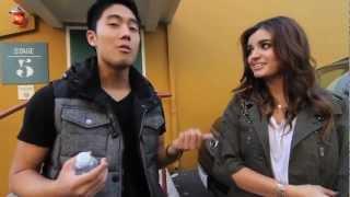 Ребекка Блэк, Rebecca Black meets Ryan Higa (Nigahiga) on Ricki Lake Show