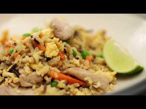 Pheasant Fried Rice