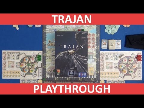 Trajan - Playthrough - slickerdrips