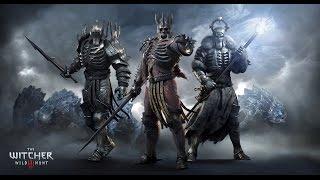 Ведьмак 3 - Эпические битвы с Дикой Охотой, компиляция