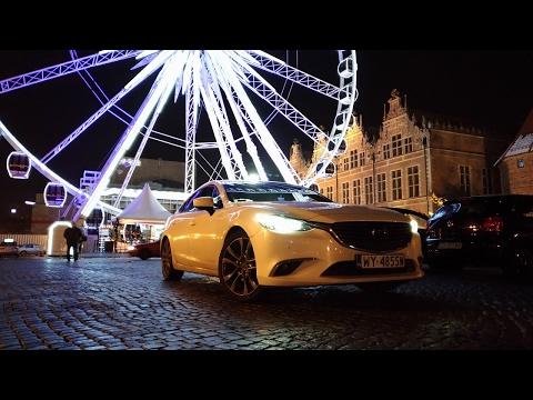 Mazda 6 (2017) 2,5 L / 192 KM - test, recenzja zadziornego sedana