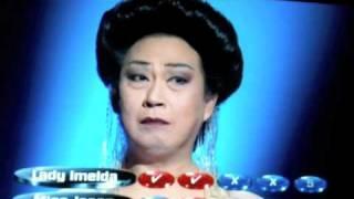 Miss Jason V Lady Imelda