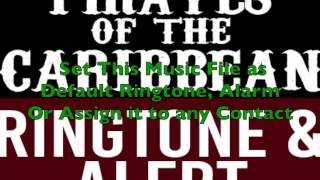 Pirates Of The Caribbean Theme Ringtone and Alert