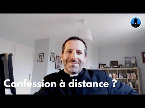 Confinement : comment se confesser ? La réponse de l'abbé Grosjean