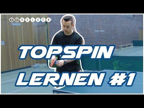 Vorhand-Topspin lernen #1 - Methodiken abseits des Tisches - Tischtennis Helden
