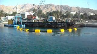 preview picture of video 'Dragflow dredge with submersible pump - Draga Dragflow'