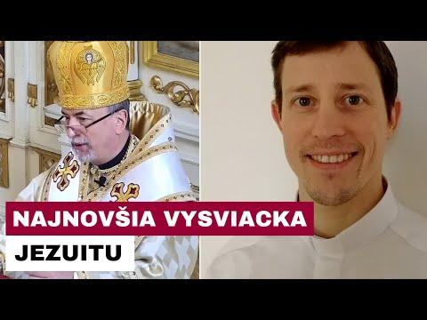VLADYKA CYRIL VASIĽ SJ UDELIL KŇAZSKÚ VYSVIACKU JEZUITOVI MARTINOVI BENKOVI