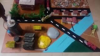 School Project: Environmental Model