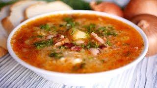 """Суп """"Посольский"""". Сытный и Простой Суп на каждый день"""