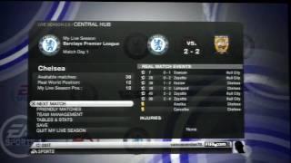 preview picture of video 'XBoxUser.de - FIFA 10 Live Season Mode Trailer'