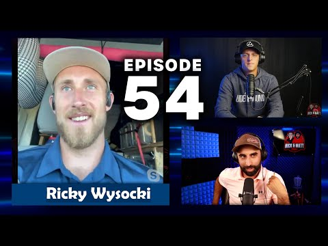 RICKY WYSOCKI and Ledgestone Predictions   The Nick & Matt Show - Episode 54
