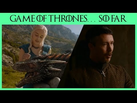 Could This Be The Best Game Of Thrones Recap You'll Ever Watch?
