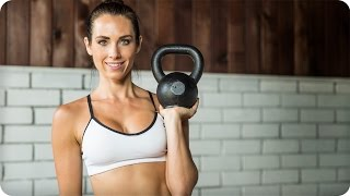Kettlebell LEG BLASTER Workout | Autumn Fitness by Autumn Calabrese
